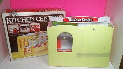 Takara Lisa Doll Vintage Kitchen Center Playset Doll House Japan