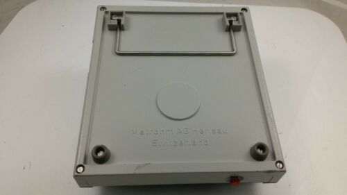 Brinkmann Metrohm 614 Impulsomat pH Meter Titrator Component