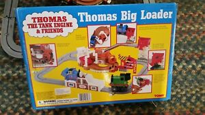 1997 Thomas the tank & Friends, Thomas Big Loader Set