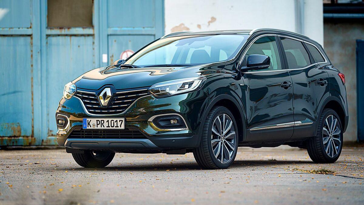 2020 Renault Kadjar Ratings