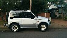 1997 Suzuki Vitara Coupe Belmont Lake Macquarie Area Preview