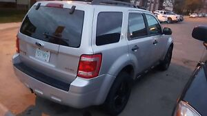 FORD escape 4wd xlt 2008