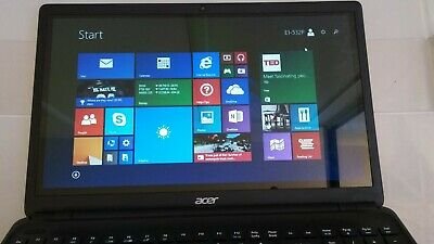 """Acer Aspire E1-532P 15.6"""" Touch-Screen Pentium 3556U 6GB RAM 500GB HDD Windows 8"""