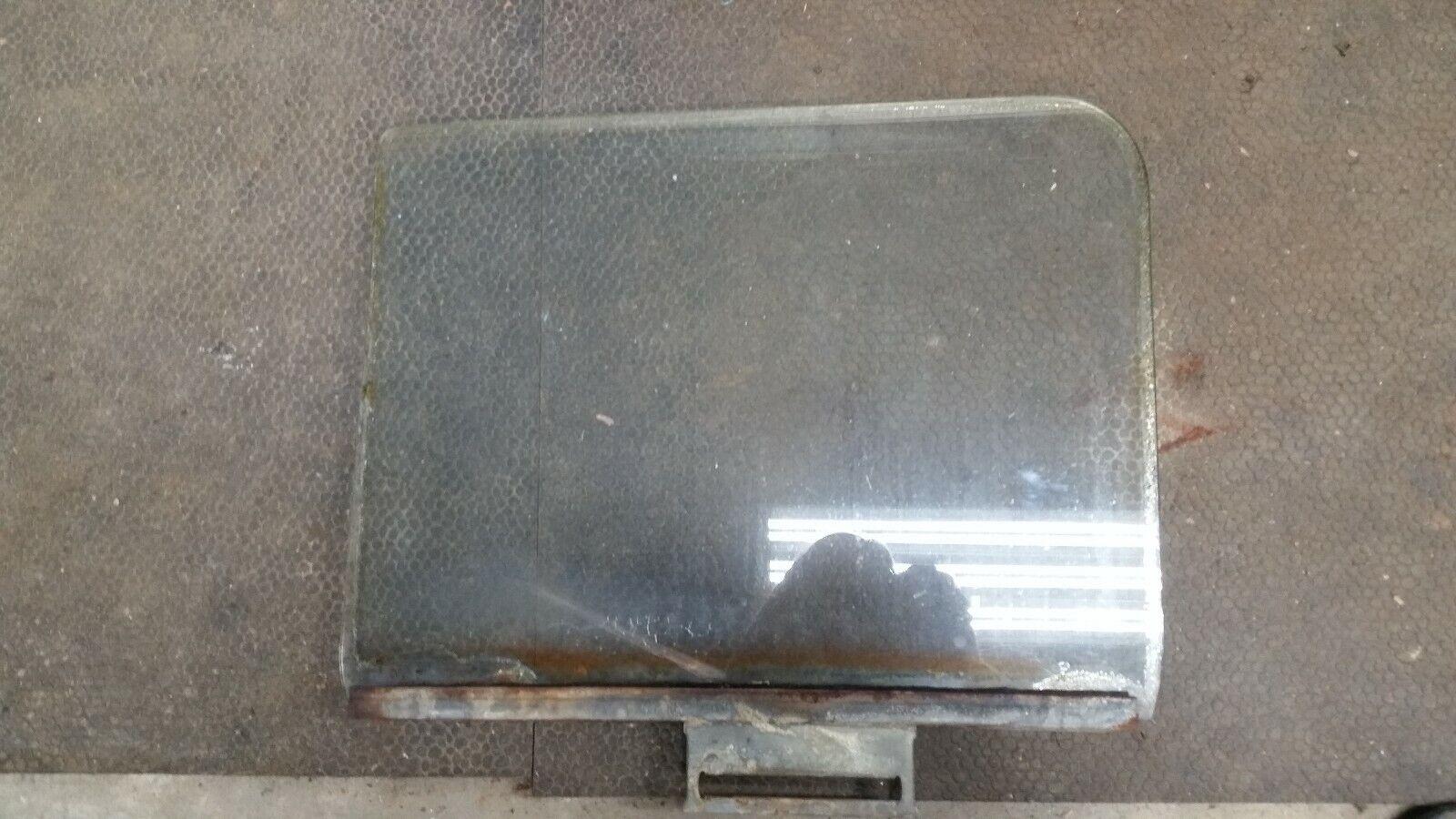 1948 1949 1950 1951 dodge plymouth desoto left rear door glass oem