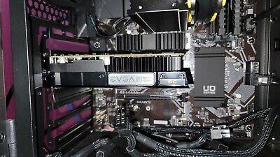 EVGA GeForce GTX 1050 TI SC Gaming (4GB, GDDR5 Graphics Card) Comes with box.