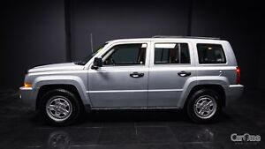 2010 Jeep Patriot Sport/North LOTS OF CARGO SPACE!