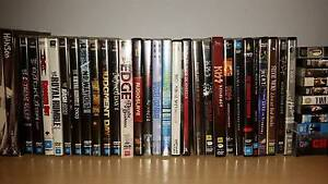 Assortment DVD's - Wrestling and Music Summer Hill Ashfield Area Preview