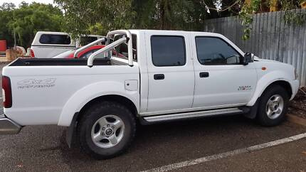Nissan navara d22 2013