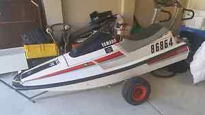 Yamaha wave runner 1994 2 stroke 650cc jetski Dianella Stirling Area Preview