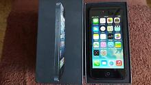 iphone 5 64G Optus unlocked box with accessories Box Hill North Whitehorse Area Preview