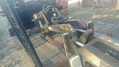 Kinshofer Forks. Pallet Forks Drywall Forks Hydraulic Rotator.