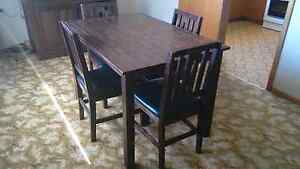 Dining Set: Dining table + 4 chairs Ocean Grove Outer Geelong Preview