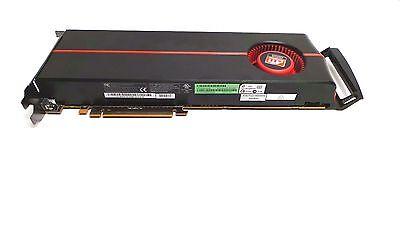 New Ati Radeon Hd 5970 Gddr5 2Gb Video Graphics Card Pci E Dual Dvi Dell Dw5cw