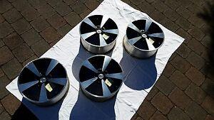 Full set (4) 18 inch rims from Holden Monaro CV8R CV8-R Fraser Belconnen Area Preview