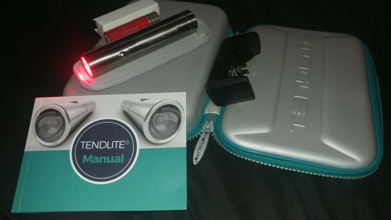 TENDLITE Red Light Therapy - Anti-inflammatory Muscle Pain Arthritis Relief