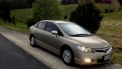 Honda Civic MY08 Hewett Barossa Area Preview