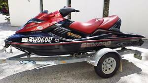 SeaDoo RXT Supercharge 2006 model - 90 hours Buderim Maroochydore Area Preview
