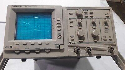Tektronix Tas465 Dual Trace Oscilloscope 100 Mhz