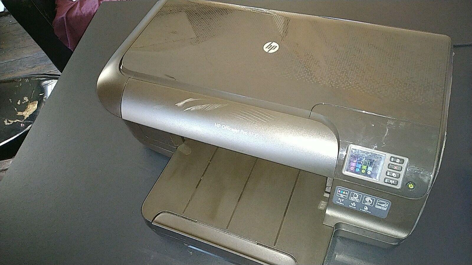 Imprimante hp officejet pro 8100 - tbe