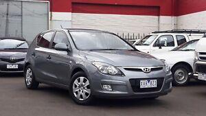 2010 HYUNDAI i30 SX Auto Hatch *** LOW KMS *** $10,990 DRIVE AWAY Footscray Maribyrnong Area Preview