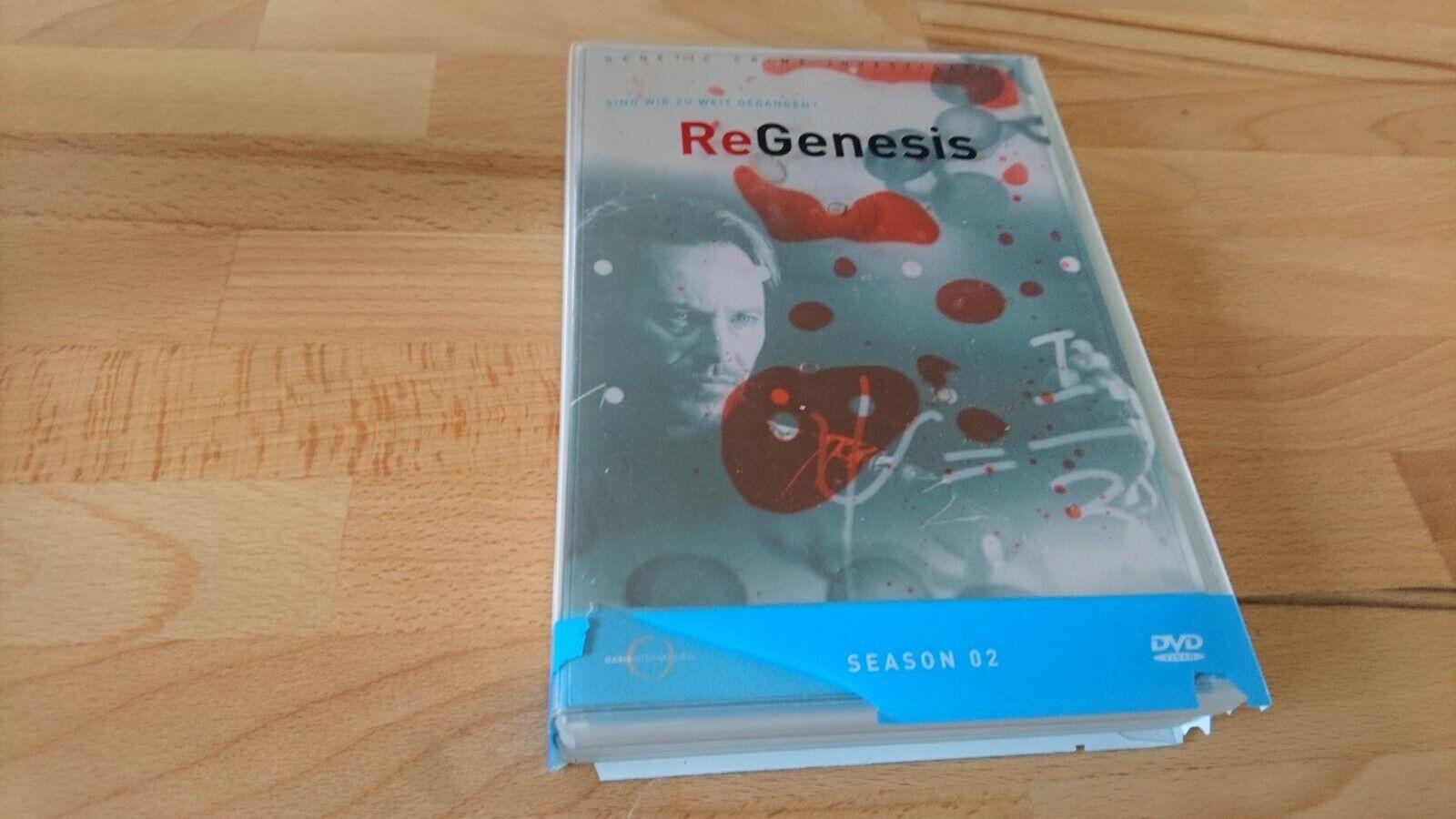 ReGenesis - Season 02 - 2er DVD Film