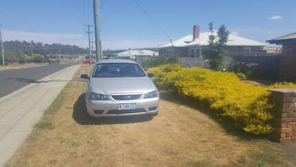 2006 Ford Falcon Sedan Perth Northern Midlands Preview