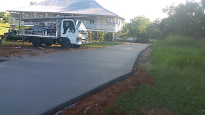 Rhinos concreteing services Chermside Brisbane North East Preview