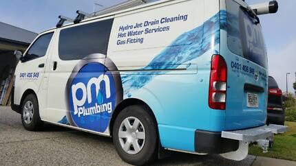PM Plumbing & Gas