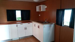 PRICE NEGOTIABLE! Teenage retreat/site van/spare room caravan Mount Warren Park Logan Area Preview