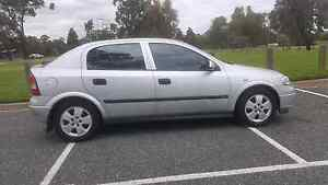 2003 HOLDEN ASTRA CD. AUTO. RWC AND REG Clayton Monash Area Preview