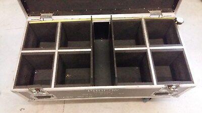 #225 Amptown Truhencase passend für 8Stk Multipars LED Zoompars Ianiro Blondes gebraucht kaufen  Versand nach Germany