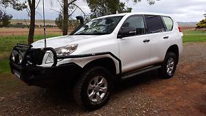 Toyota Landcruiser Prado Hallett Goyder Area Preview
