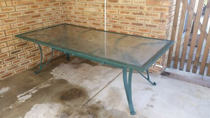 FREE Outdoor dining set, seats 8 Dianella Stirling Area Preview