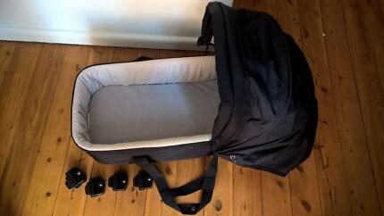 Mountain Buggy Carrycot / Bassinet for MB Mini or Swift Buggy