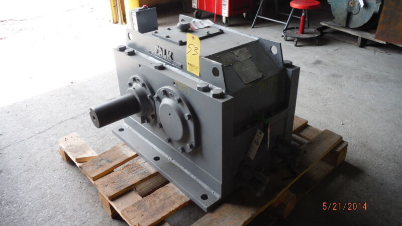 600 HP Falk Gear Reducer, Model 405A1-CR, 3:1 Ratio, Offset Parallel, 2.48 S.F.