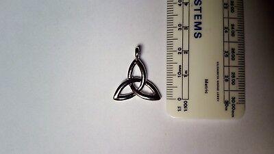 NEU ! Triquetra-Anhänger, keltisches Symbol für Dreifaltigkeit,eso.Schutzzeichen
