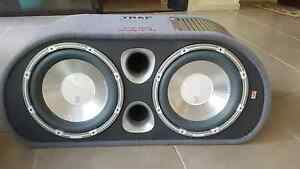 Subwoofer and built in amp Paterson Dungog Area Preview