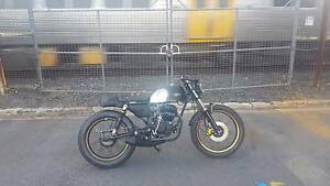 Custom Honda 300cc Cafe Racer Fortitude Valley Brisbane North East Preview