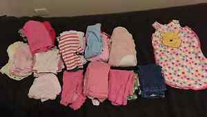 Girl Winter Bundle - 000 (0-3 months) PRICE REDUCED!!! Bungendore Queanbeyan Area Preview