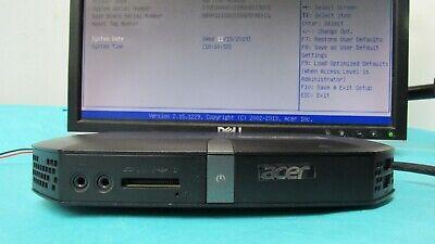 Acer Veriton N2620G Intel 1.50Ghz 2GB RAM HDMI Mini PC - No HDD or OS
