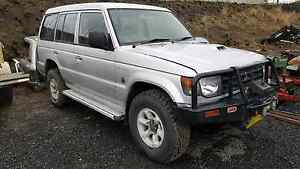 1998 Mitsubishi Pajero Turbo Deisel- BARGIN Inverell Inverell Area Preview