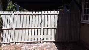 Gates with side panels Wembley Cambridge Area Preview