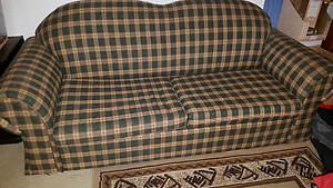 3 seater Sofa bed 2 seater Sofa matching pair Craigmore Playford Area Preview