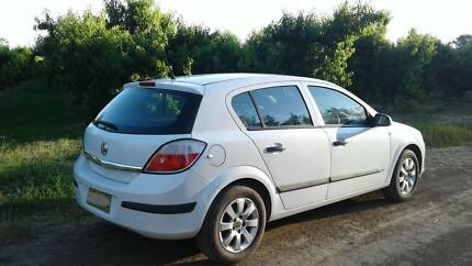 HOLDEN ASTRA AH CD (Automatic) in great condition