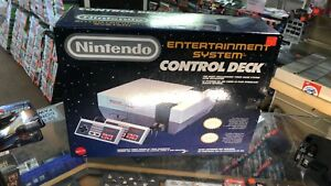Nes in box