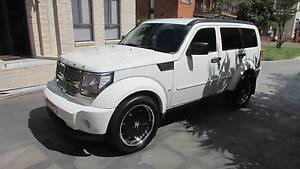 2007 Dodge Nitro Wagon Woolooware Sutherland Area Preview