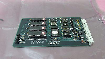 ONTRAK SYSTEMS QUAD MICRO STEPPER 22-8875-005 402487