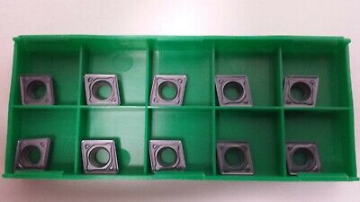 Ccmt 32.52 M45 Pm C7 Coated Carbide Inserts Ccmt 09t308 10pcs Ccmt 3252