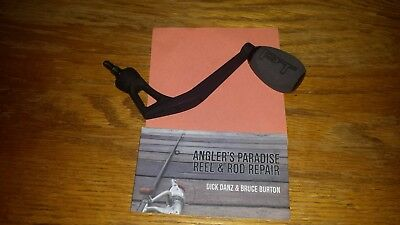 Quantum reel repair parts (handle- Energy PTiD40) for sale  Rogers