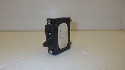 Airpax Upl1-2238-7 Circuit Breaker 10 Amps 250 Max V. 5060hz Trip Amps 12.5